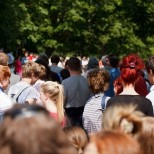 Crowd of People